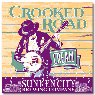 Crooked Road Cream Ale