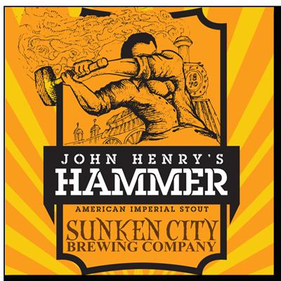 John Henry's Hammer Stout