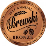 2015 Brewski Awards Bronze