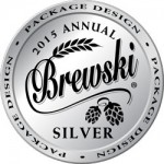 2015 Brewski Awards Silver