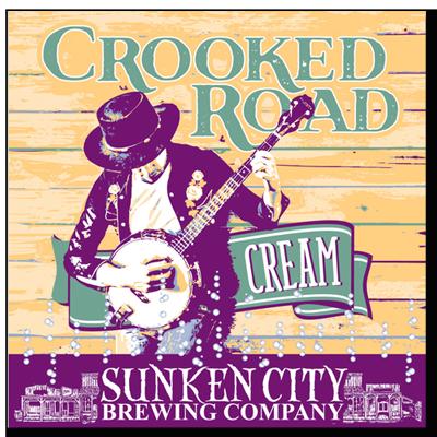 Crooked Road Cream Ale